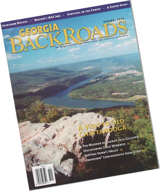 Cover Ga Backroads