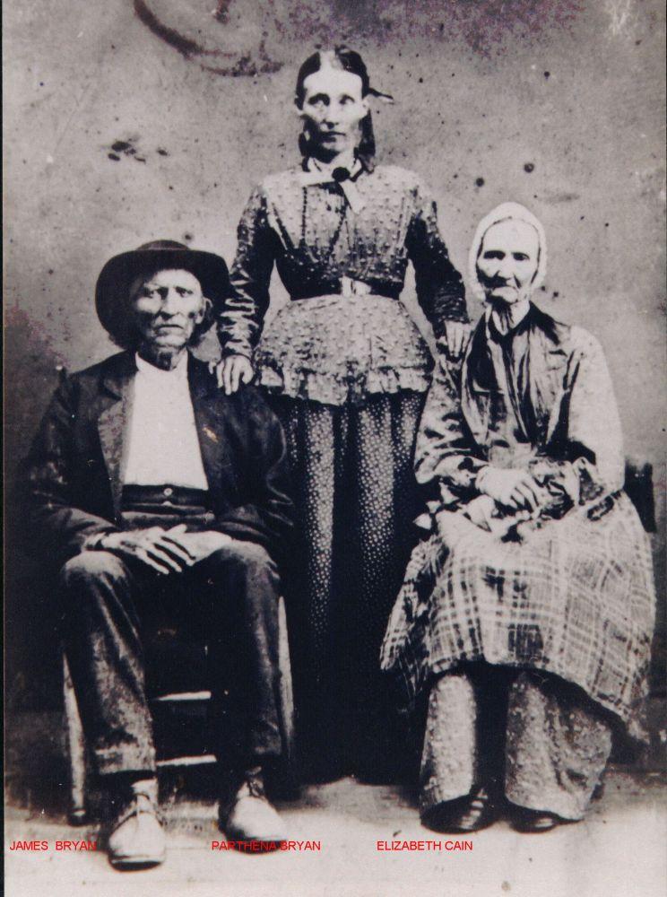 Week 29: 52 Ancestor 52 Week Blog: James and Elizabeth (Cain) Bryan (1/5)